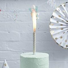 Cierges Magiques Pour Gâteau