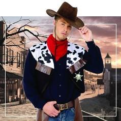 Déguisements Western Homme