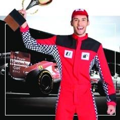 Déguisements Pilote Formule 1