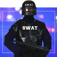 Déguisements de SWAT