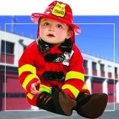 Déguisements Pompier Bébé