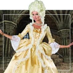 Déguisements Marie-Antoinette