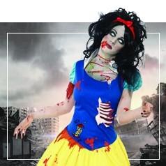 Déguisements de Princesse Zombie