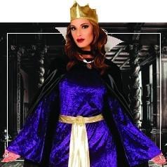 Déguisements de la Méchante Reine