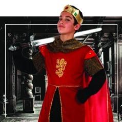Déguisements de Roi Garçon