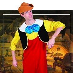 Déguisements de Pinocchio