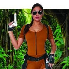 Déguisements Lara Croft
