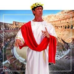 Déguisements de Jules César