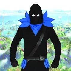 Déguisements Corbeau Raven Fortnite