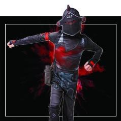 Déguisements Chevalier Noir Fortnite