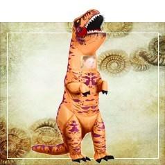 Déguisements de Dinosaure Gonflables