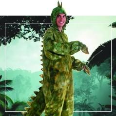 Déguisements de Dinosaure Adulte