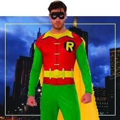 Déguisements Robin