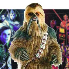 Déguisements Chewbacca
