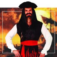 Déguisements Pirates des Caraïbes Adulte
