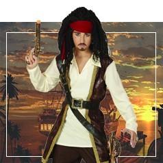 Déguisements Pirates des Caraïbes Enfant