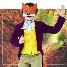 Déguisements Fantastique Mr Fox
