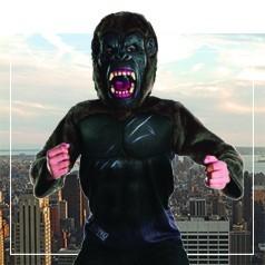 Déguisements King Kong