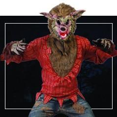 Déguisements Teen Wolf
