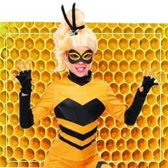 Déguisements de Queen Bee