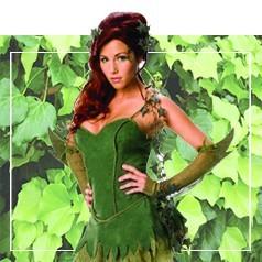 Déguisements de Poison Ivy
