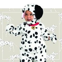 Déguisements Les 101 Dalmatiens