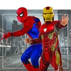 Déguisements de Marvel