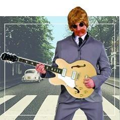Déguisements des Beatles