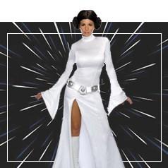 Déguisements Princesse Leia