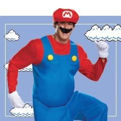 Déguisements Mario Bros