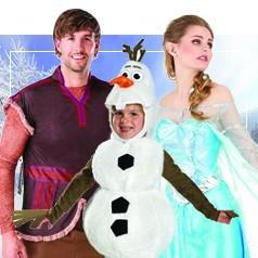 Déguisements Disney en Famille