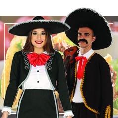 Déguisements en Couple pour Adultes de Pays et Cultures
