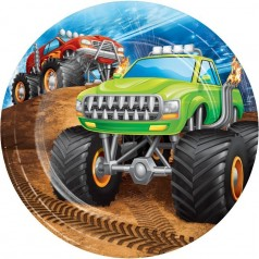 Anniversaire Monster Truck