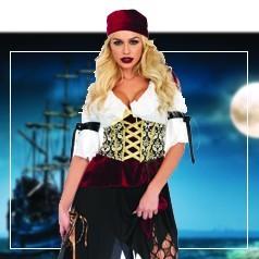 Déguisements de Pirate Sexy