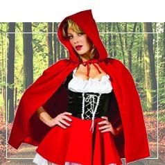 Déguisements Petit Chaperon Rouge Femme