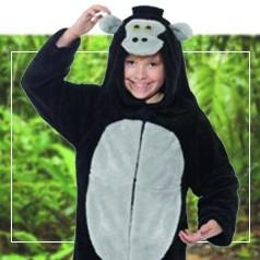 Déguisements Pyjama Gorille