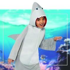 Déguisements Pyjama Requin