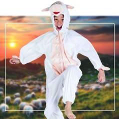 Déguisements Pyjama Mouton
