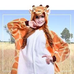 Déguisements Pyjama Girafe