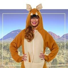 Déguisements Pyjama Kangourou