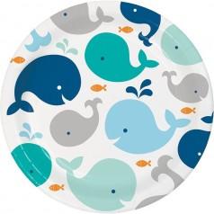 Anniversaire Baleines