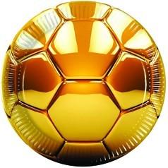 Anniversaire Football Gold