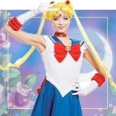 Déguisements Sailor Moon