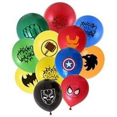 Ballons Super-Héros