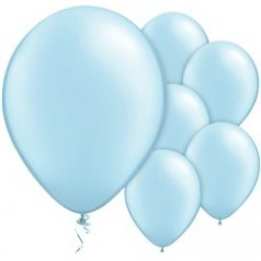Ballons Bleus Clair