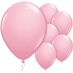 Ballons Roses Clair