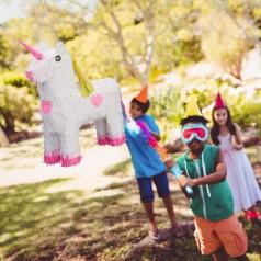 Piñatas Licorne