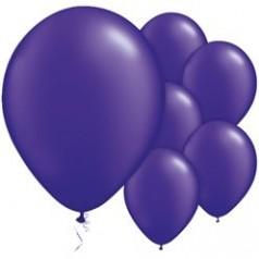 Ballons Mauves