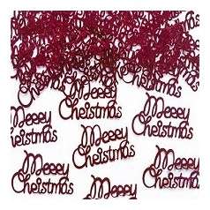 Confettis Noël