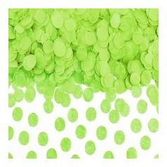 Confettis Verts